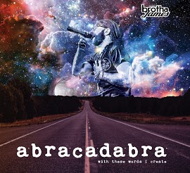 Abracadabra Album Poster | Brotha James