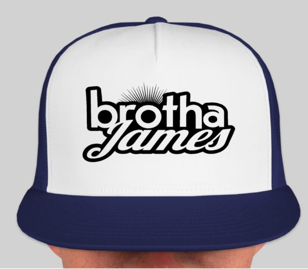 Blue Cap | Brotha James